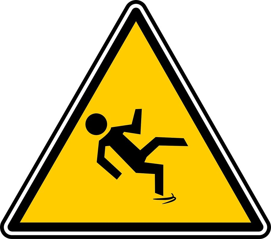 How to Handle a Slip and fall on the Job | Ponton Law